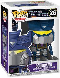 Soundwave - Funko Pop! n°26