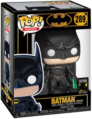 80th - Batman Forever - Funko Pop! n°289