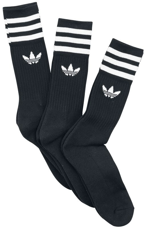 Chaussettes Solid Crew (3 Paires)