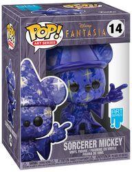 Fantasia - Mickey (Série Artistes) (Protector Incluse) - Funko Pop! n°14