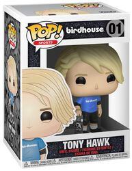 Figurine En Vinyle Tony Hawk  01