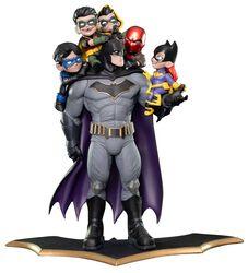 Q-Master MAX (Diorama) Batman - Famille