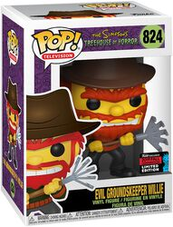 Willie Le Gardien Diabolique (NYCC 2019) - Funko Pop! n°824