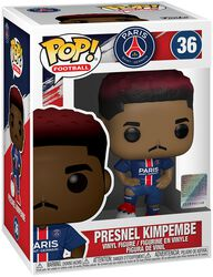 Football Paris Saint-Germain - Presnel Kimpembe - Funko Pop! n°36