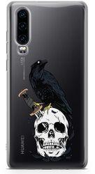 Knifed Skull Raven - Huawei