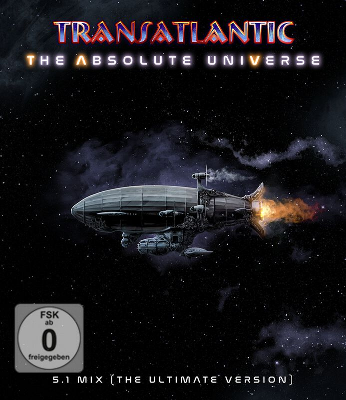 The absolute universe: 5.1 Mix (The Ultimate Version)