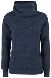 Pull Col Montant En Polaire