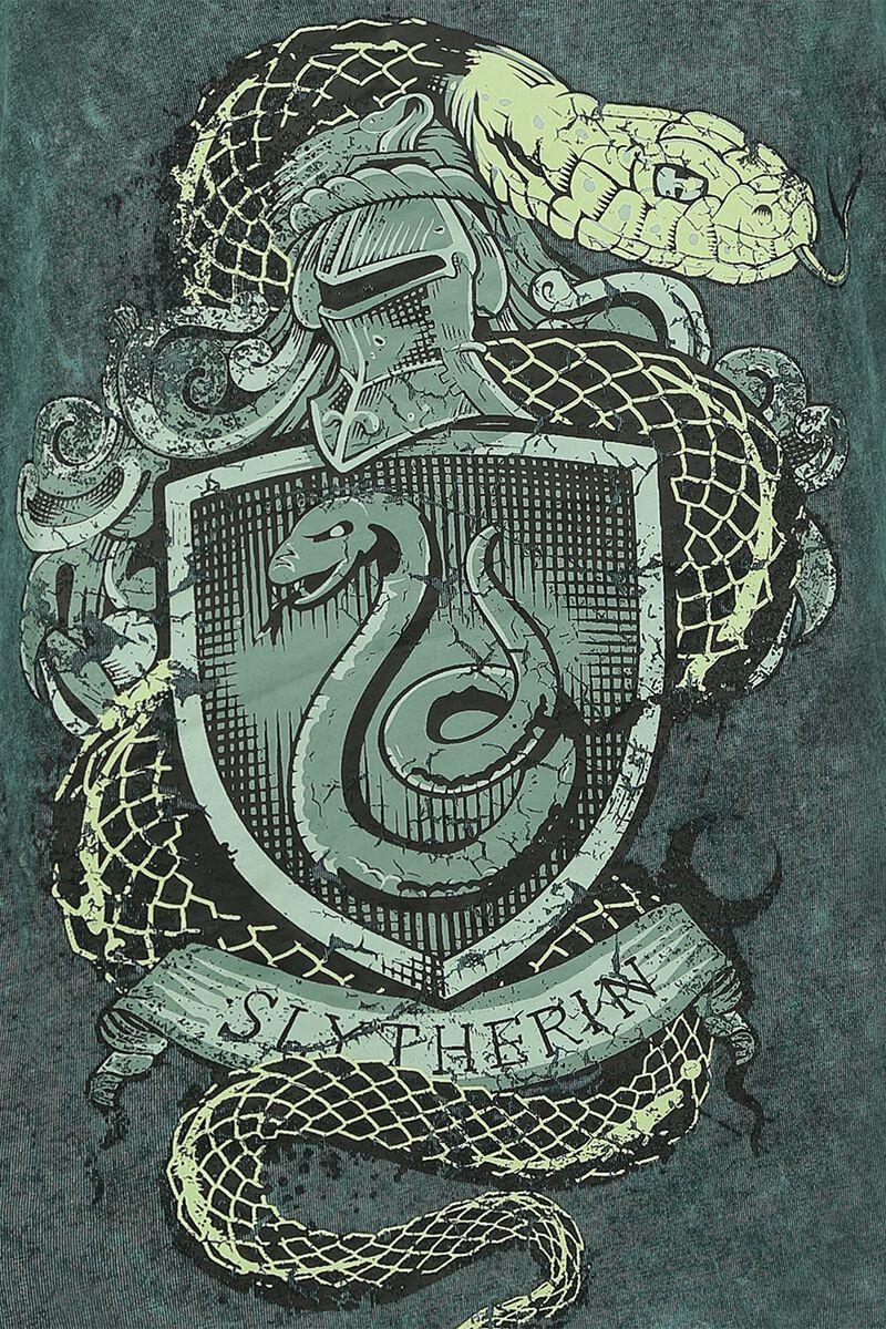 Embleme De Serpentard Harry Potter Top Emp
