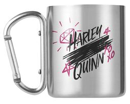 Harley Quinn - Mug avec Mousqueton
