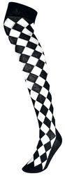Harlequin Noir Et Blanc