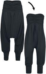 2-En-1 : Pantalon Harem et Combinaison