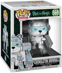 Snowball Exosquelette (Oversize) - Funko Pop! n° 569