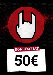 Bon d'achat (EMP-FR) 50,00 EUR