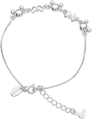 Disney by Couture Kingdom - M for Mickey Bracelet