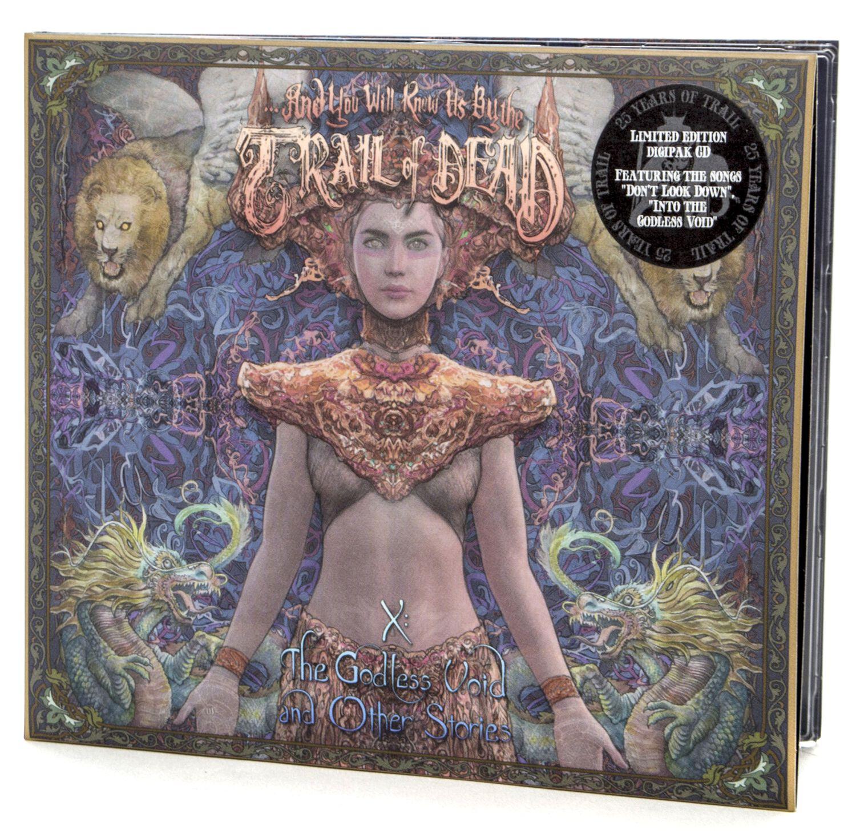 """Résultat de recherche d'images pour """"CD """"X : THE GODLESS VOID AND OTHER STORIES"""""""""""