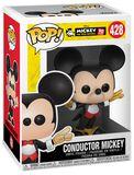 90e anniversaire de Mickey - Mickey Chauffeur - Funko Pop! n°428