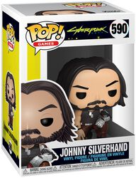 Johnny Silverhand - Funko Pop! n°590