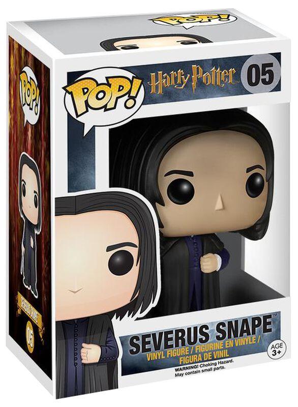 Figurine En Vinyle Severus Rogue 05