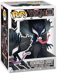 Venomized Groot - Funko Pop! n°511