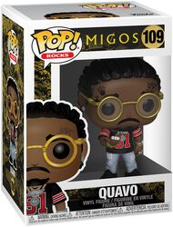 Quavo Rocks Vinyl Figur 109