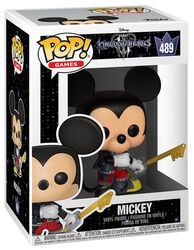 Kingdom Hearts 3 - Mickey - Funko Pop! n°489