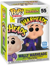 Wally Warheads (Funko Shop Europe) - Funko Pop! n°55