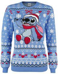 Pull De Noël - Stitch