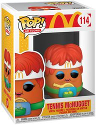 Mc Donalds Tennis McNugget - Funko Pop! n°114