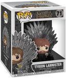 Tyrion Lannister Sur Le Trône De Fer - Funko Pop! Deluxe n°71