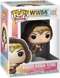Wonder Woman 1984 - Wonder Woman Flying - Funko Pop! n°322