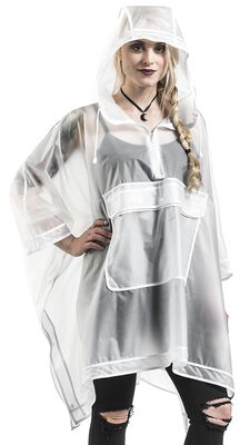 Poncho Transparent
