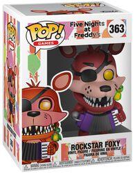 Figurine En Vinyle Rockstar Foxy 363
