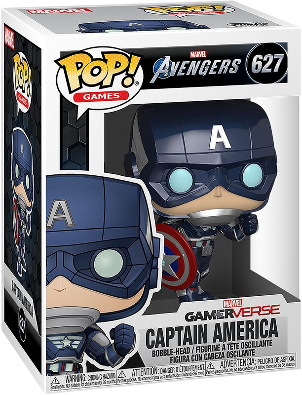 Captain America - Funko Pop! n°627
