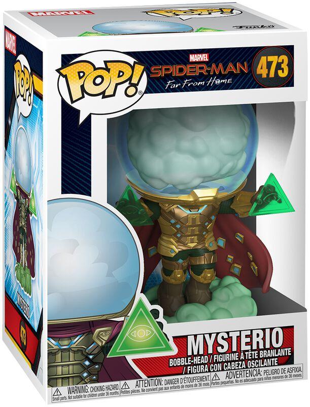 Far From Home - Mysterio - Funko Pop! n°473