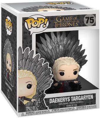 Daenerys Targaryen Sur Le Trône De Fer - Funko Pop! Deluxe n°75