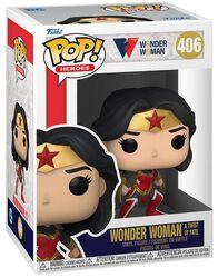 80ème Anniversaire - Wonder Woman A Twist Of Faith) - Funko Pop! n°406