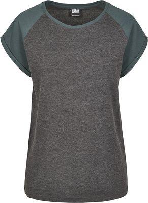 T-shirt Manches Raglan Femme