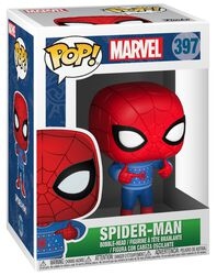 Figurine En Vinyle Spider-Man (Holiday) 397