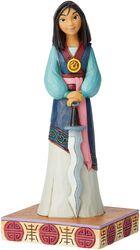 Princesse Mulan Passion Figurine