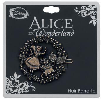 Alice Et Le Lapin Blanc