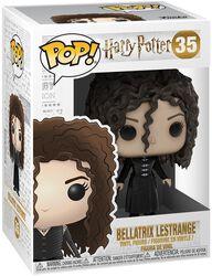 Figurine En Vinyle Bellatrix Lestrange  35
