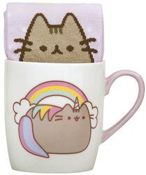 Unicorn - Mug With Socks