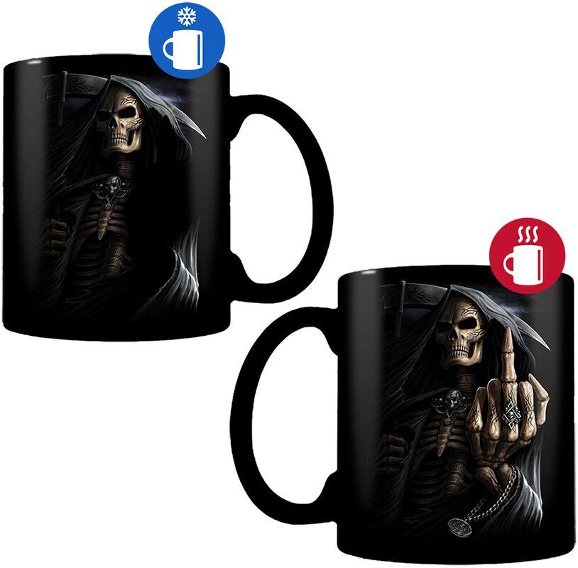 Squelette - Mug Thermoréactif