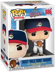 Ricky Vaughn (Éd. Chase Possible) - Funko Pop! n°886