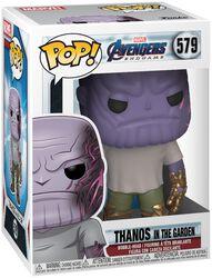 Endgame - Thanos Dans Le Jardin - Funko Pop! n°579
