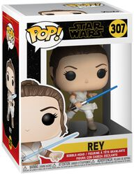 Épisode 9 - L'Ascension de Skywalker - Rey - Funko Pop! n° 307