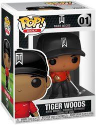 Tiger Woods - Funko Pop! n°01