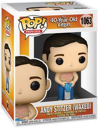40 Ans Toujours Puceau Andy Stitzer (Épilé) - Funko Pop! n°1063