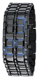 Iron Samurai Watch Blue