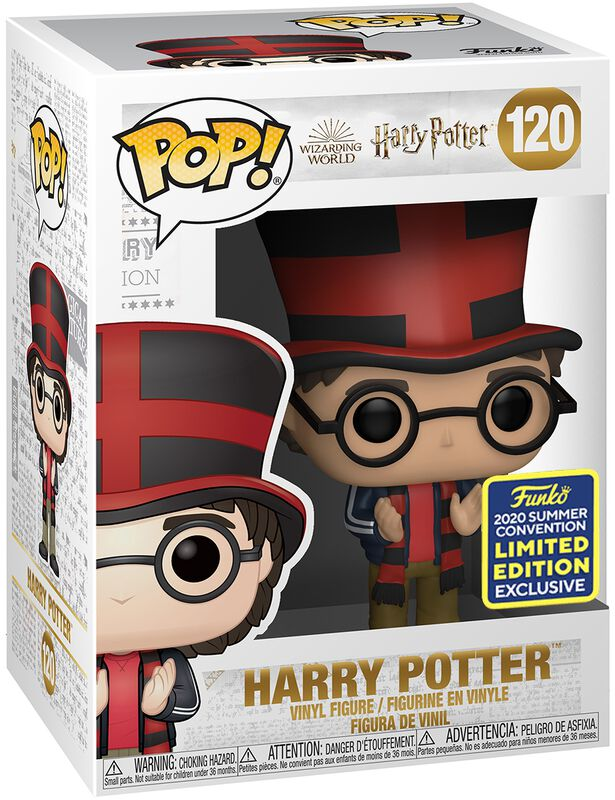 SDCC 2020 - Harry Potter - Funko Pop! n°120